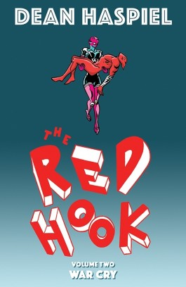 The Red Hook, Vol. 2: War Cry TP