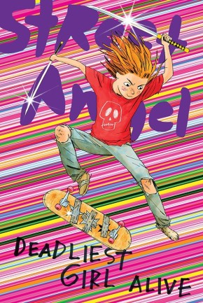 Street Angel: Deadliest Girl Alive TP