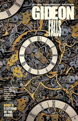 Gideon Falls, Vol. 3: Stations of the Cross TP