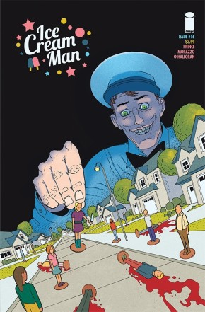 Ice Cream Man #16