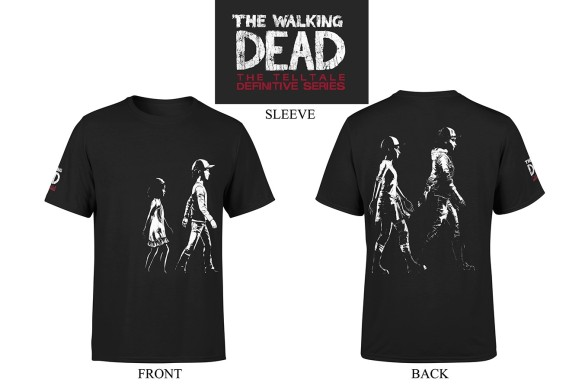Telltale's The Walking Dead – Age of Clementine Shirt - S