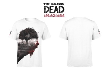 Telltale's The Walking Dead – Walker Scream Shirt - 2XL-3XL