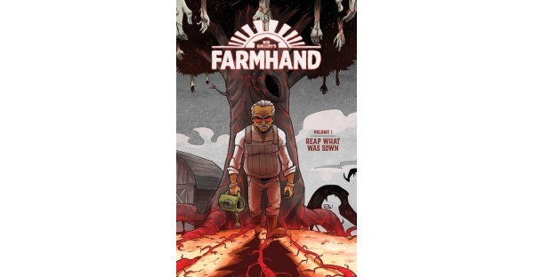 FARMHAND COMIC BOOK SERIES OPTIONED FOR TELEVISION BY AMC