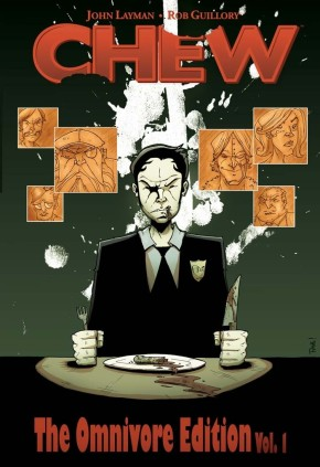 CHEW Omnivore Edition, Vol. 1 HC