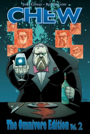 CHEW Omnivore Edition, Vol. 2 HC