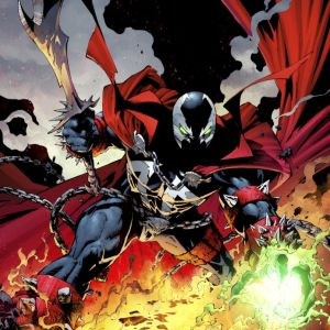 SPAWN #300 CVR D CAPULLO VIRGIN - Diamond Code JUN190017