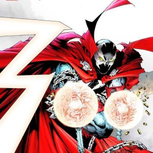 SPAWN #300 CVR E CAPULLO & MCFARLANE - Diamond Code JUN190018