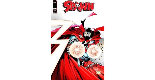 SPAWN #300 CAPULLO & MCFARLANE COVERS & CAPULLO COVERS REVEALED