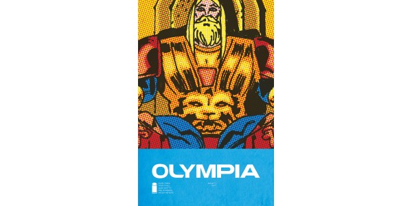 CURT PIRES, TONY PIRES, AND ALEX DIOTTO EXPLORE HOPE AND LOSS IN POIGNANT NEW COMIC BOOK, OLYMPIA