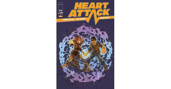 SUPERPOWERED TEENS REBEL IN ACTION-PACKED NEW SKYBOUND SERIES, HEART ATTACK