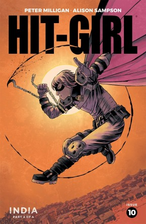 Hit-Girl Season Two #10