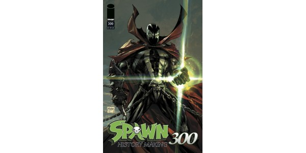 SPAWN #300TODD MCFARLANE COVERS REVEALED