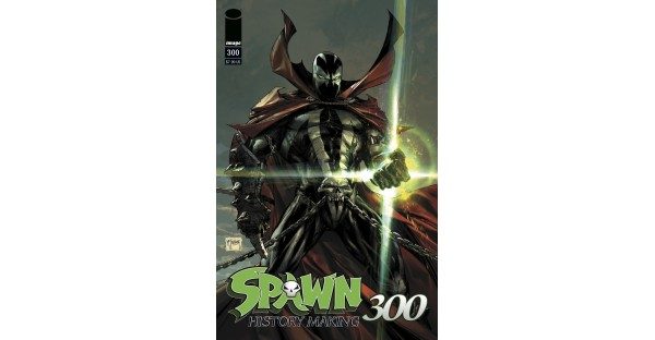 SPAWN #300 TODD MCFARLANE COVERS REVEALED