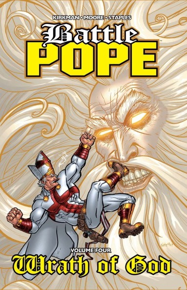 BATTLE POPE, VOL. 4: WRATH OF GOD