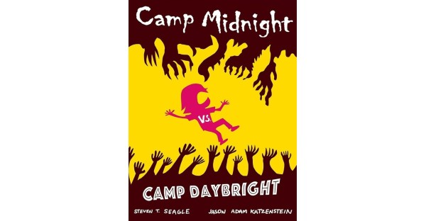 OCTOBER RELEASE OF CAMP MIDNIGHT VS. CAMP DAYBRIGHT CONTINUES POPULAR MIDDLE GRADE GRAPHIC NOVEL SERIES AT IMAGE COMICS