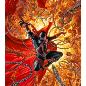 Alex Ross cover