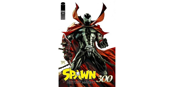 MILESTONE ISSUE SPAWN #300 RUSHED BACK TO PRINT