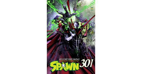 CLAYTON CRAIN COVER REVEALED FOR SPAWN #301 [updated]