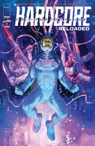 Hardcore: Reloaded #1 (of 5)