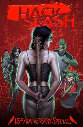 Hack/Slash 15th Anniversary Celebration (One-Shot)