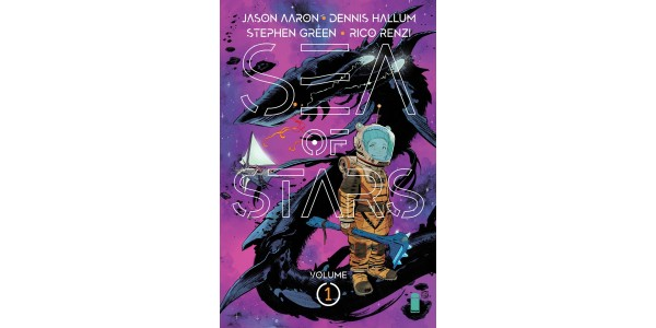 MIYAZAKI-ESQUE SPACE ADVENTURE SEA OF STARS, VOL. 1 SET TO HIT STORES FROM IMAGE COMICS THIS JANUARY 2020