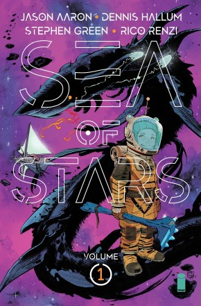 Sea of Stars, Vol. 1: Lost In The Wild Heavens TP