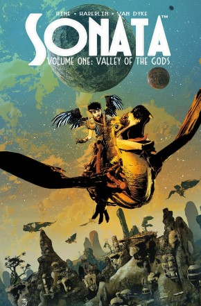 Sonata, Vol. 1: Valley of the Gods TP