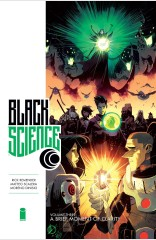 Black Science Premiere, Vol. 3: A Brief Moment of Clarity HC