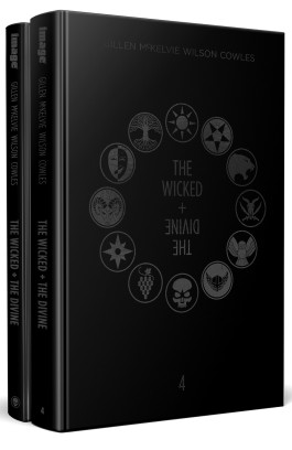 The Wicked + The Divine, Book Four HC