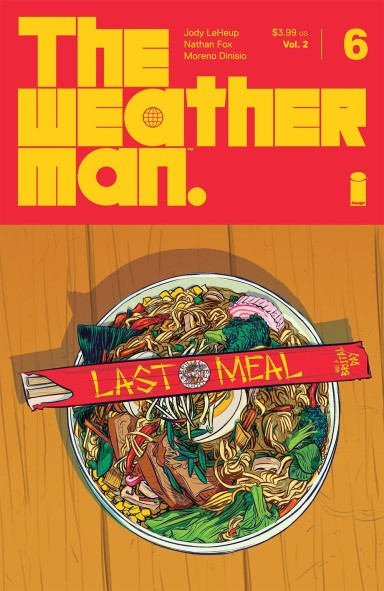 The Weatherman Vol. 2 #6