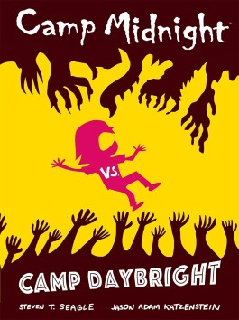 Camp Midnight, Vol. 2: Camp Midnight Vs. Camp Daybright TP