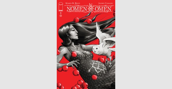 DARK FANTASY MAXISERIES NOMEN OMEN GREENLIT FOR SECOND PRINTING AHEAD OF RELEASE