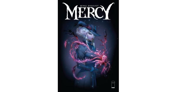 SULTRY VIDEO TRAILER FOR MIRKA ANDOLFO'S UPCOMING MINISERIES— MERCY—REVEALED DURING NYCC