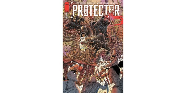 CONAN THE BARBARIAN MEETS MAD MAX IN FORTHCOMING COMIC BOOK SERIES PROTECTOR FROM IMAGE COMICS THIS JANUARY 2020