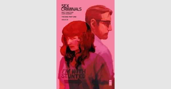 EISNER AWARD WINNING, NYT BESTSELLING SERIES SEX CRIMINALS RETURNS IN JANUARY 2020 FROM IMAGE COMICS