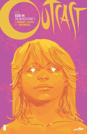 Outcast By Kirkman & Azaceta #44