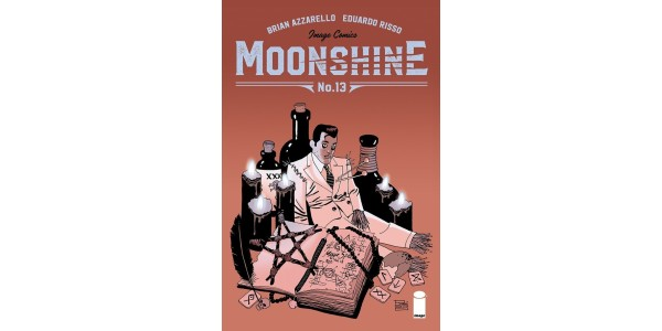 MOONSHINE COMIC BOOK SERIES BY 100 BULLETS CREATIVE TEAM RETURNS THIS NOVEMBER