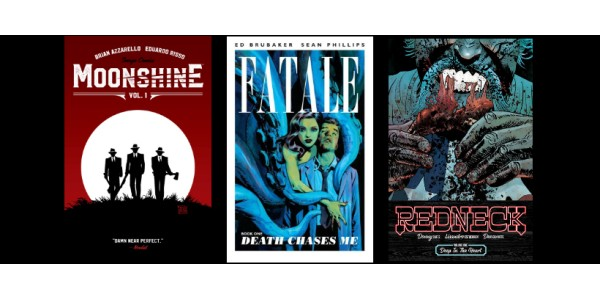 IT'S MONSTER WEEK—7 Deadly Creature Comics to Count Down Until Halloween