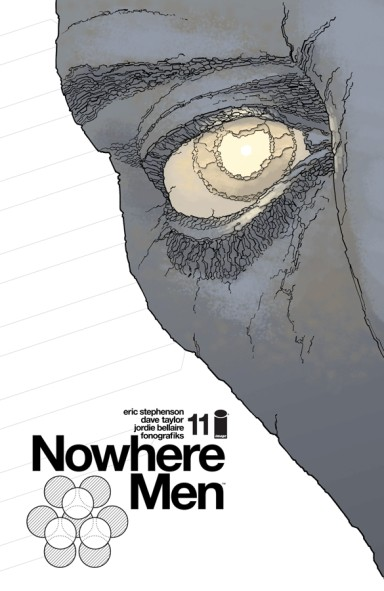 Nowhere Men #11