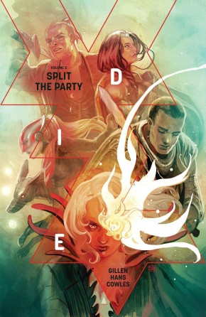 Die, Vol. 2: Split The Party TP