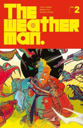 The Weatherman, Vol. 2 TP