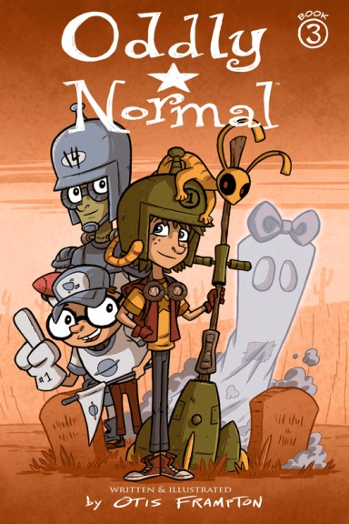 Oddly Normal, Vol. 3 TP