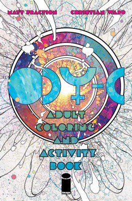Ody-C Adult Coloring And Activity Book TP