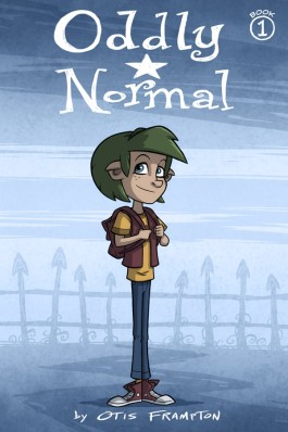 Oddly Normal, Vol. 1