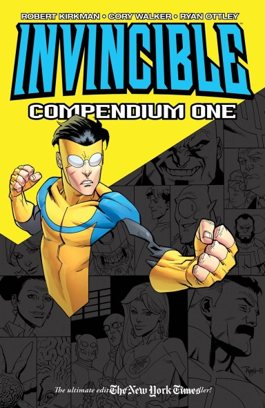 Invincible Compendium, Vol. 1 TP
