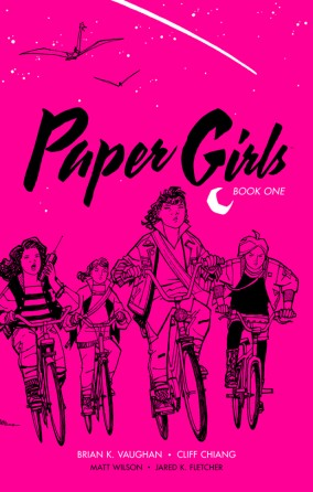 Paper Girls, Book One HC