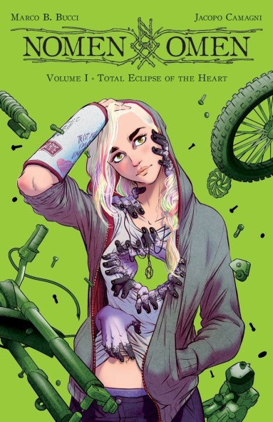 Nomen Omen, Vol. 1: Total Eclipse of the Heart TP