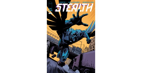 ROBERT KIRKMAN & MARC SILVESTRI'S ACTION-PACKED MINISERIES STEALTH IN DEVELOPMENT WITH UNIVERSAL & SKYBOUND, PERFECT FOR FANS OF BLACK PANTHER & IRON MAN