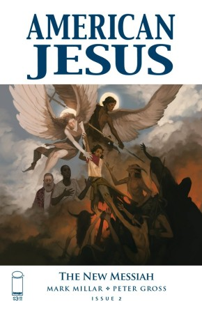American Jesus: The New Messiah #2