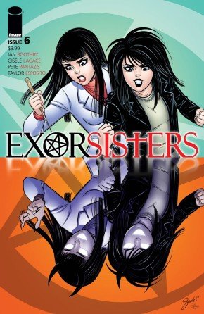 Exorsisters #6